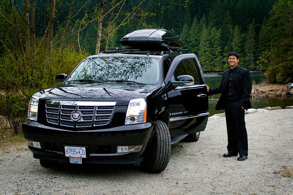 alpine north limousines ltd whistler to vancouver