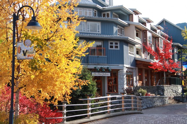 whistler-resort-village